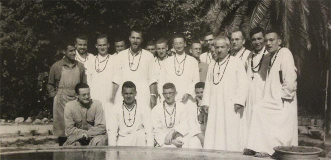 The foundations for what would become the Pontifical Institute for Arabic and Islamic Studies were laid by the Society of the Missionaries of Africa.