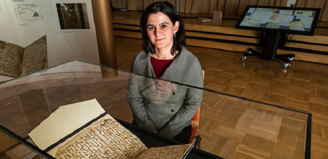 March 17 at 17.00 Lecture: Alba Fedeli, Central European University, Budapest, 'The Oldest Qur'anic Manuscript(s)'