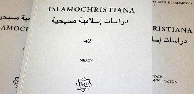 ISLAMOCHRISTIANA is the annual scientific journal of PISAI explicitly dedicated to Muslim-Christian dialogue