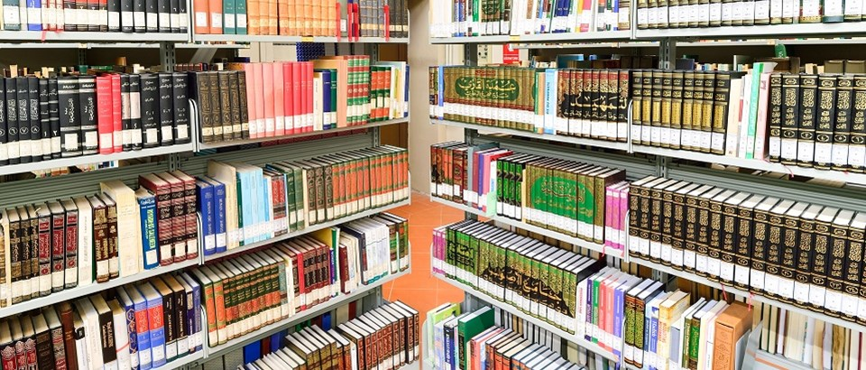 The Library is the beating heart of PISAI. Since its foundation, it has specialized in books and publications dealing with Arab and Muslim culture