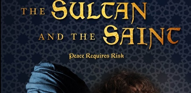 Auditorium Seraphicum, in collaboration with PISAI, 9 May 2018 at 6pm screening of the film The Sultan and the Saint, (USA 2016)