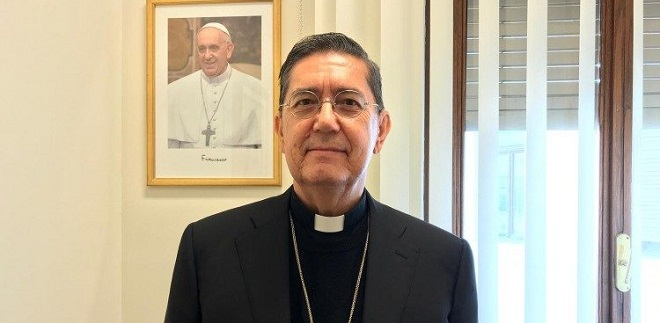 Bishop Miguel Ángel Ayuso Guixot, MCCJ has been appointed President of the Pontifical Council for Interreligious Dialogue by Pope Francis