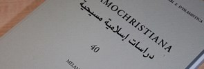 "Islamochristiana 40 (2014) ""Melange""  has finally been published"