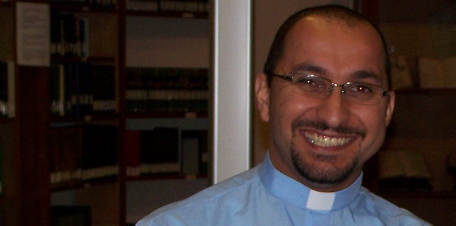 On Thursday, October 22, 2015 at 16:30 in the Library of PISAI Fr Michel Saghbiny, oam, discusses his doctoral thesis on The views of the Lebanese Muslims on relations with Christians