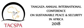International Conference on Sustainable Peace and Security in Africa Tangaza University College, Nairobi 23-24 May 2018