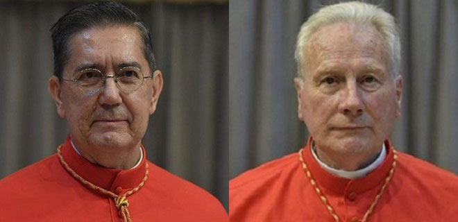 The PISAI participated with emotion in the Consistory of October 5, 2019 during which Pope Francis created 13 new cardinals