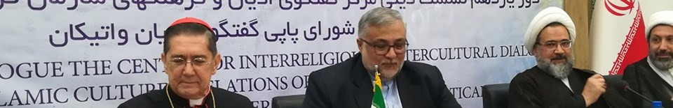 Tehran: Muslims and Christians serving humanity together