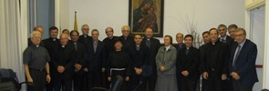 A digital meeting of the Rectors and Presidents of CRUIPRO (Conference of Rectors of Roman Universities and Pontifical Institutions) was held on Monday 30 March 2020.