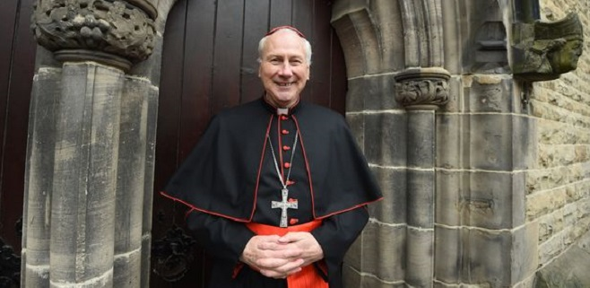 On 17 June 2020, the Catholic Theological Union in Chicago honored Cardinal Michael L. Fitzgerald with its annual Blessed Are the Peacemakers award.